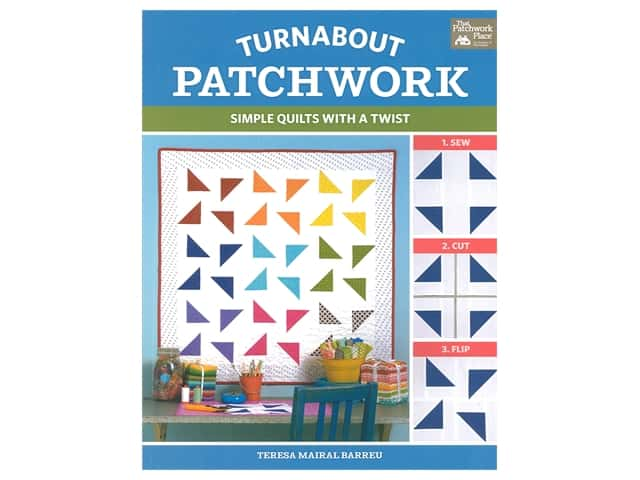That Patchwork Place Turnabout Patchworks Book