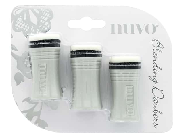 Nuvo Blending Daubers 3 pc