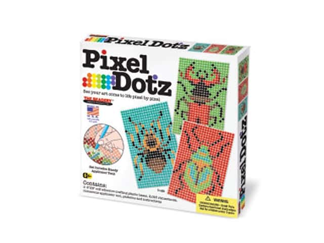 The Beadery Pixel Dotz Bugs