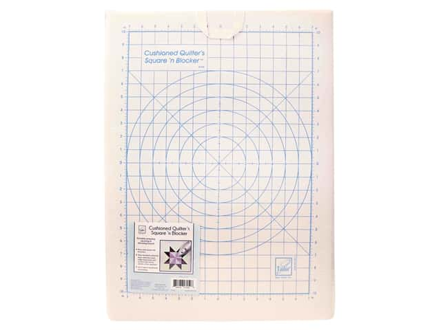June Tailor Cushioned Quilter's Square 'n Blocker - 14 x 20 in.