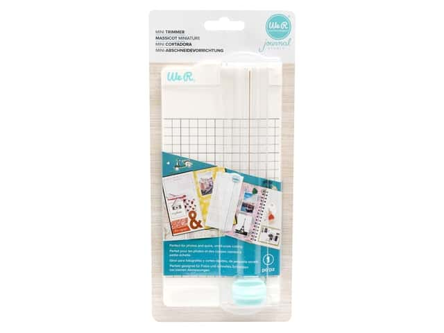 We R Memory Keepers Mini Paper Trimmer