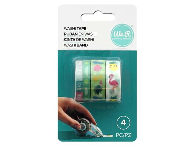 We R Memory Washi Tape Tropical