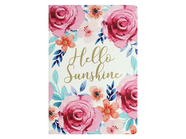 Sierra Pacific Crafts Hello Sunshine Journal