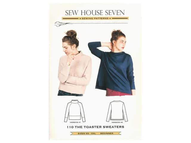 Sew House Seven The Toaster Sweaters Pattern