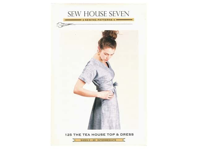 Sew House Seven The Tea House Top & Dress Pattern