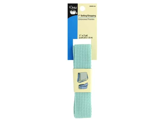 Dritz Polypropylene Belting/Strapping 1 in. x 2 yd. Foam