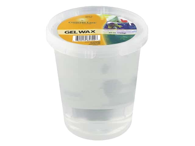 Country Lane Gel Candle Wax 25 oz