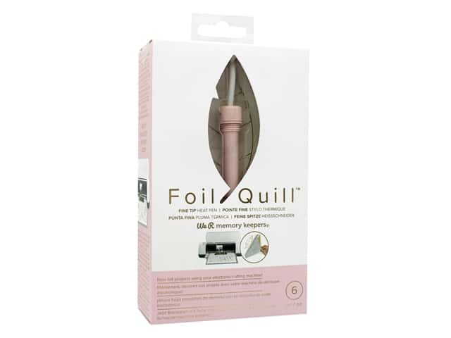 We R Memory Keepers Foil Quill Heat Activated Pen - Fine Tip