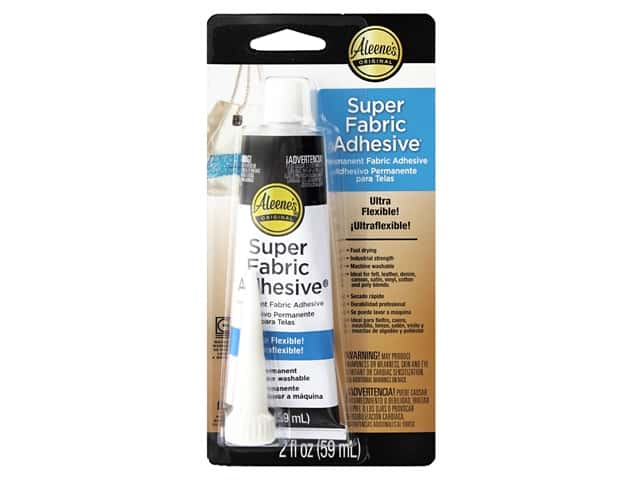 Aleene's Super Fabric Adhesive 2 oz.