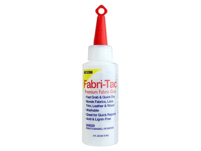 Beacon Fabri-Tac Permanent Adhesive 2 oz.