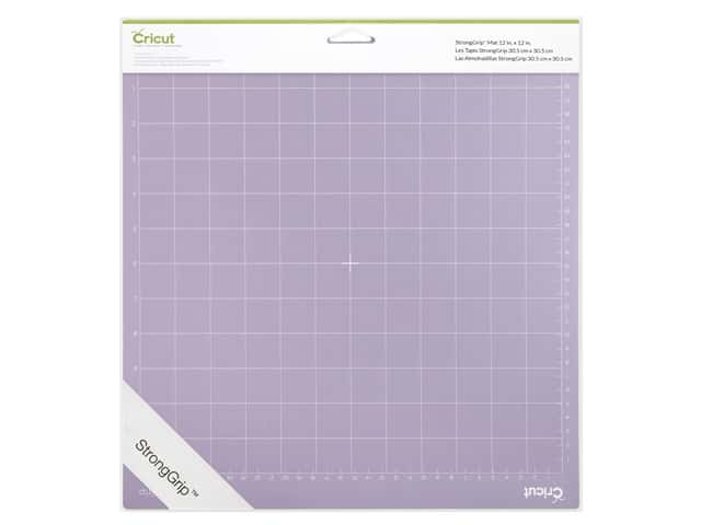 Cricut Maker And Explore Air 2 Accessories Cutting Mat 12 in. x 12 in. Strong Grip 1 pc