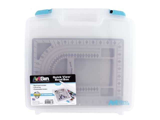 ArtBin Quick View Bead Box