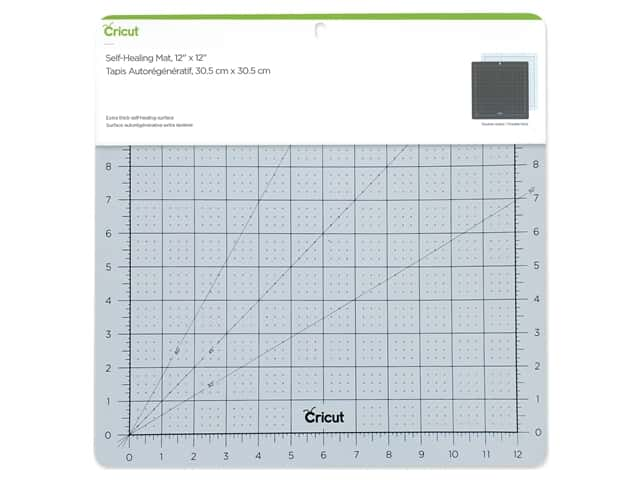 Cricut Self Healing Mat 12 in. x 12 in. Blue