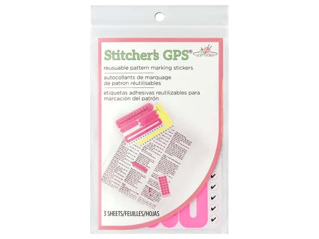 Yarn Valet Tools Sitcher's GPS