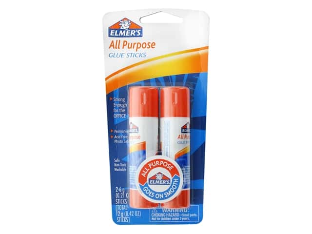 Elmer's All-Purpose Glue Sticks 2 pc.