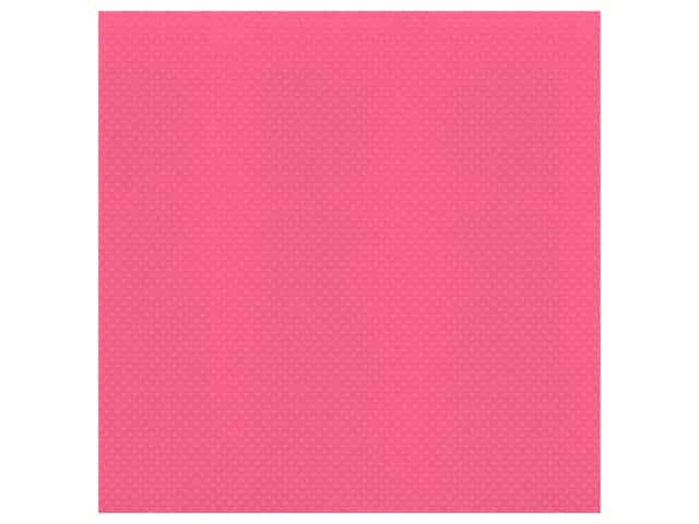 Bazzill Cardstock 12 x 12 in. Dotted Swiss Ballet