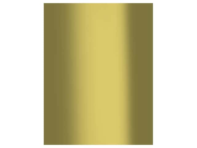 Bazzill Cardstock 8.5 in. x 11 in. Foil Gold