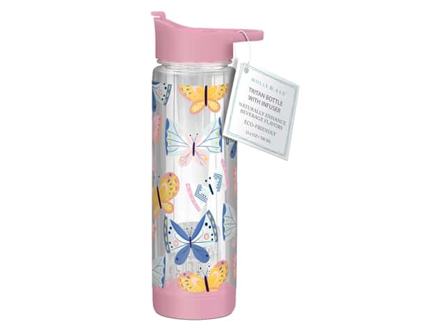 Molly & Rex Hydration Bottle Butterflies 23.6 oz