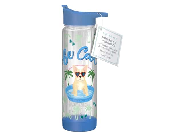 Molly & Rex Hydration Bottle Be Cool Frenchie 23.6 oz