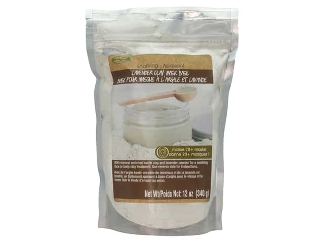 Life Of The Party Clay Mask Base 12 oz. Lavender Soothing
