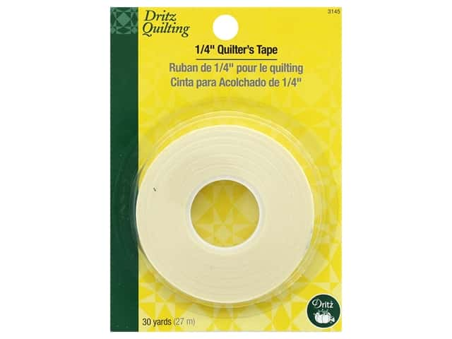 Dritz Quilter's Tape - 1/4 in. x 30 yd.