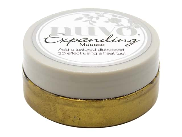 Nuvo Expanding Mousse Tuscan Gold 2.2 oz