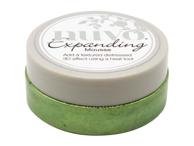 Nuvo Expanding Mousse Bramley Apple 2.2 oz