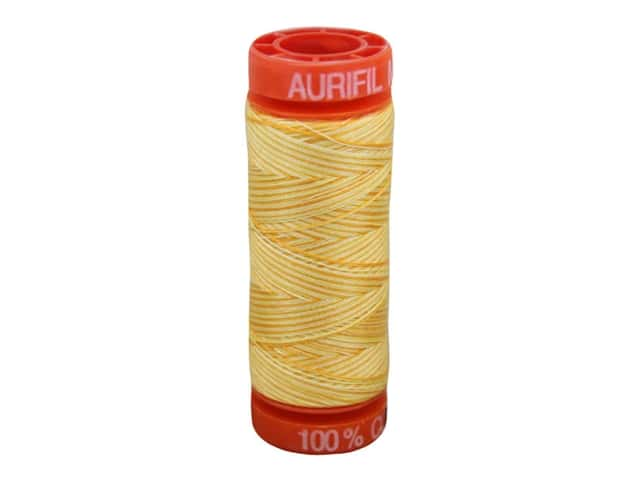 Aurifil Thread Cotton Mako 50 wt 200 M Variegated Limoni di Monterosso