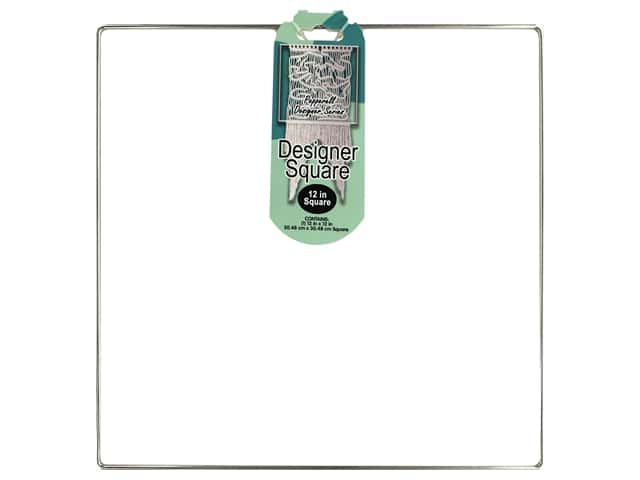 Pepperell Designer Ring 12 in. x 12 in. Square