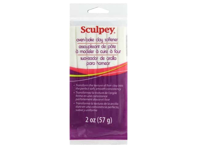 Sculpey Clay Tool Clay Softener Oven Bake 2 oz