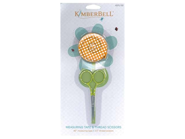 Kimberbell Measuring Tape & Scissors