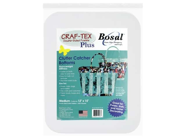 Bosal Craf Tex Plus 13 in. x 18 in. Clutter Catcher Bottom