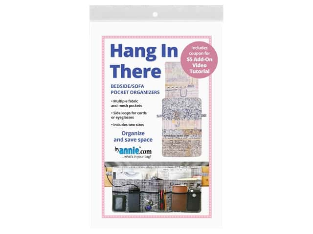 By Annie Hang It There Pattern