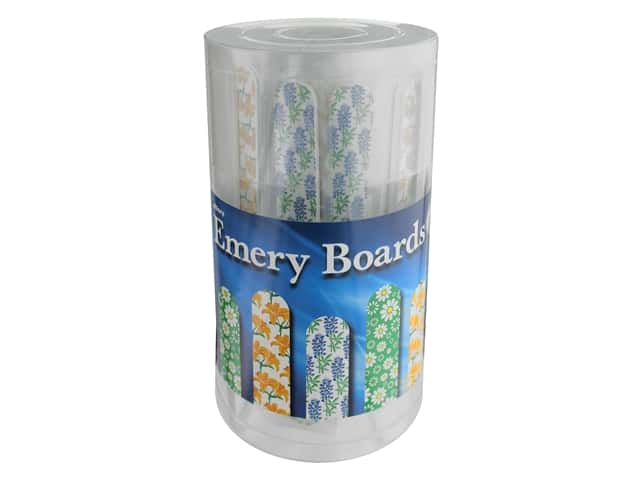 Allary Emery Boards 48 pc. Floral