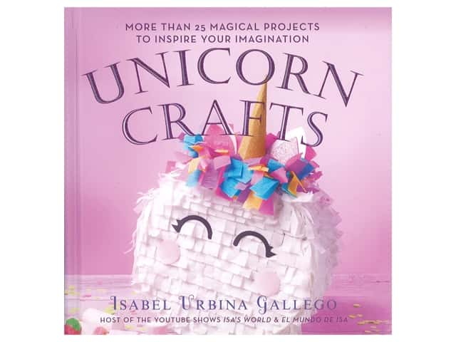 Unicorn Crafts Book
