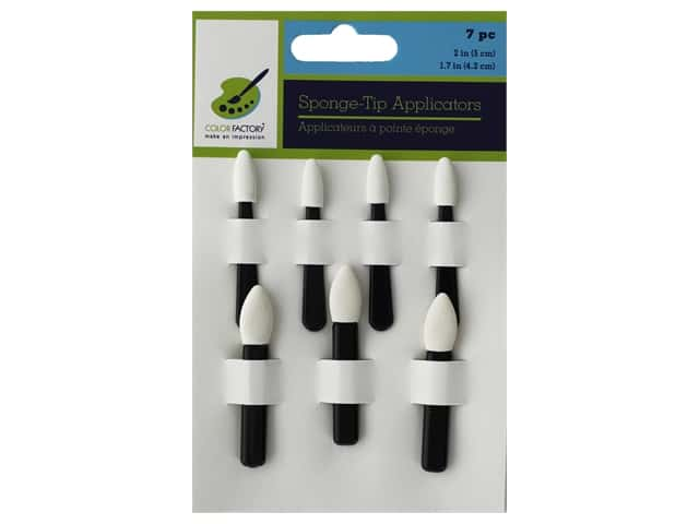 Multicraft Tools Sponge Tip Applicator