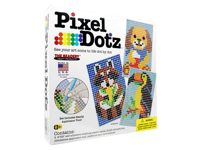 The Beadery Pixel Dotz Critters