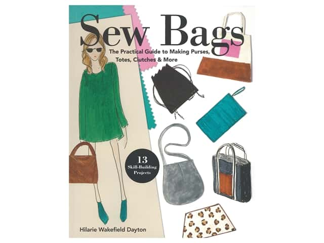 Stash By C&T Sew Bags Book