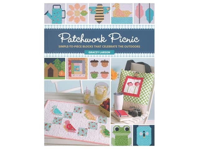That Patchwork Place Patchwork Picnic Book