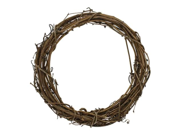 Darice Wreath Grapevine 10 in.