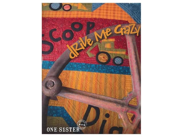 One Sister Designs Drive Me Crazy Book