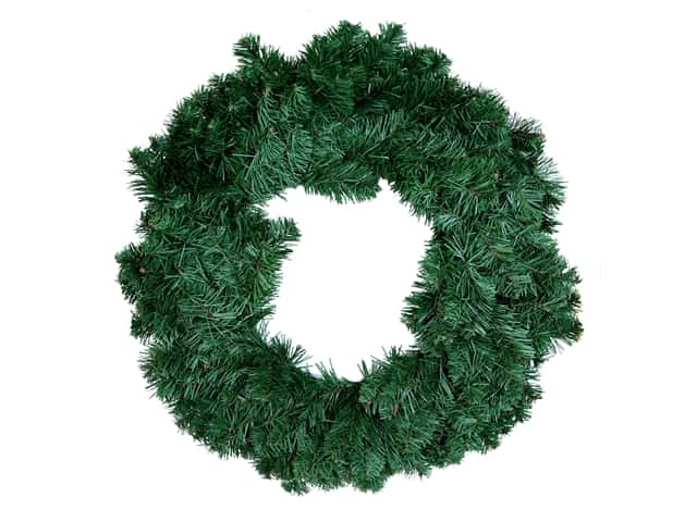 Darice Wreath Colorado Pine 200 Tips 24 in.