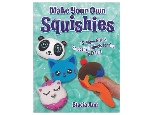 Racehorse Publishing Make Your Own Squishies Book