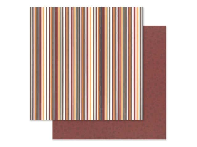 Photo Play Collection Mad 4 Plaid Fall Paper 12 in. x 12 in. Cozy