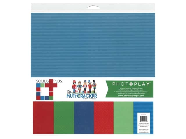 Photo Play Collection Muttcracker Solid Kit 12 in. x 12 in.