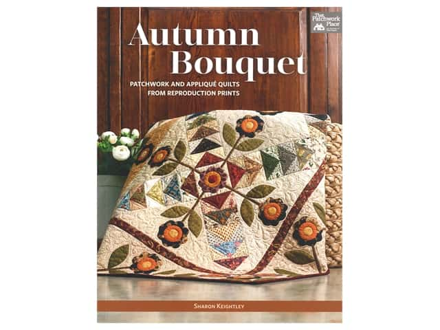 That Patchwork Place Autumn Bouquet Book