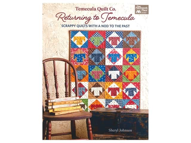 That Patchwork Place Returning To Temecula Book
