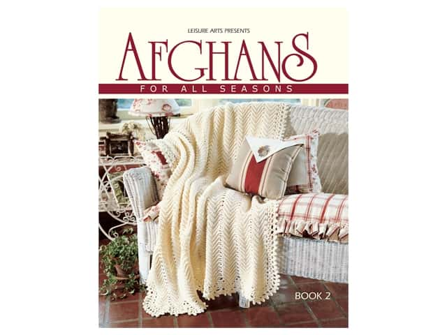 Afghans For All Seasons Book 2