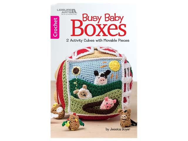Busy Baby Boxes Crochet Book