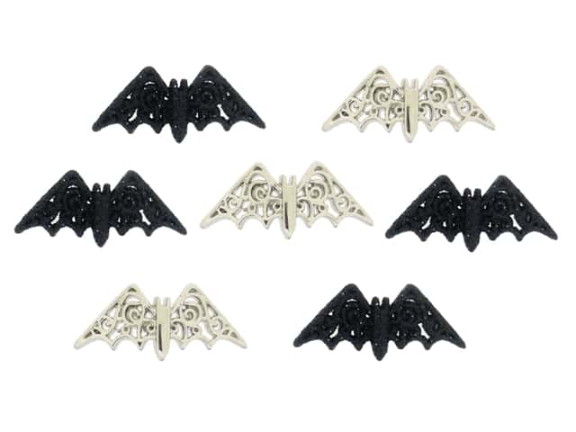Jesse James Embellishments - Bewitching Bats